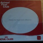 Royal Canin free fridge magnet - Odog your online dog blog
